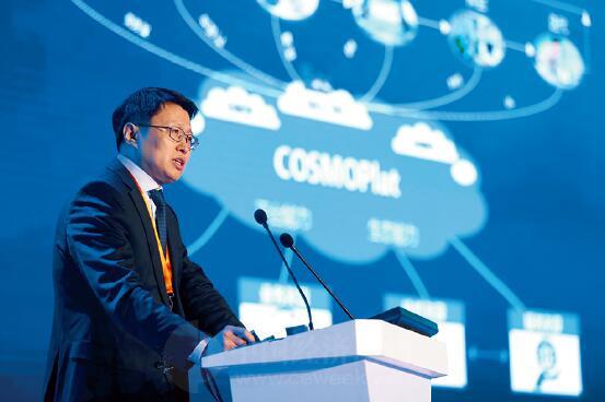 p48-5 海尔工业互联网平台在工业互联网峰会正式亮相 《中国经济周刊》视觉中心 首席摄影记者 肖翊I 摄