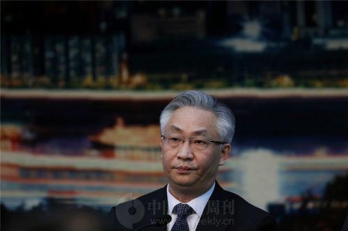 张国清 《中国经济周刊》视觉中心 首席摄影记者 肖翊 摄