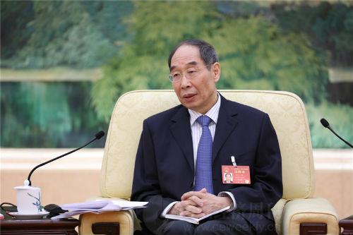 尤权 (《中国经济周刊》视觉中心 首席摄影记者 肖翊 摄)