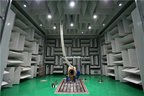 中国一拖发动机噪声实验室