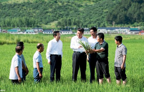 p15 2015 年7 月16 日至18 日,习近平总书记在吉林调研。