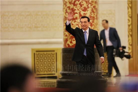 国务院总理李克强 《中国经济周刊》视觉中心 首席摄影记者 肖翊 摄
