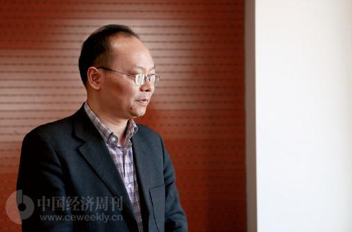 p30 中国人民大学法学院教授、中国民法学研究会秘书长王轶  《中国经济周刊》视觉中心 摄影记者 胡巍I 摄