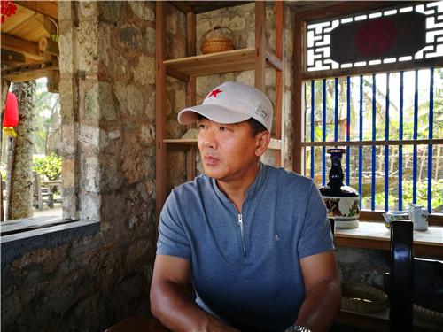 海的故事酒吧老板蒋翔