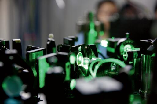 37 中国科学院阿里巴巴量子计算实验室