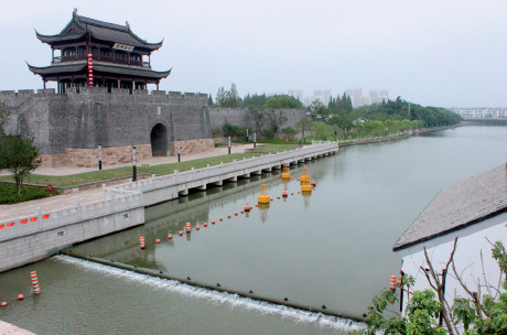 p66(2) 苏州古城娄门堰自流活水工程罗诗明I摄