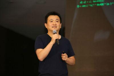 瓜子二手车直卖网CEO杨浩涌