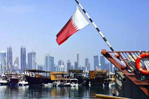 p78(2) 6月5日起,已有沙特、巴林、阿联酋等多个国家宣布与卡塔尔断交。