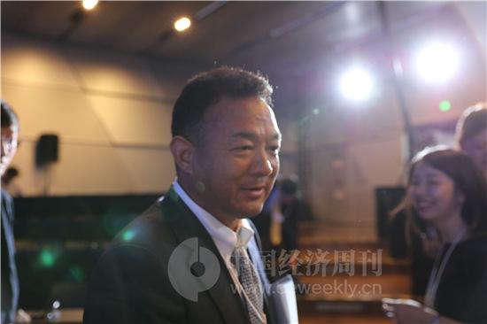 李伏安 中国经济周刊首席摄影记者 肖翊 摄