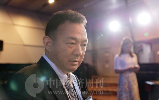 33 《中国经济周刊》首席摄影记者 肖翊I 摄
