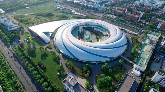 75-2 上海光源和X 射线自由电子激光试验装置