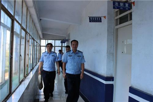 市督察组进驻汝南