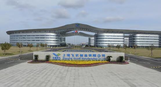 2009 年底,中国商飞大飞机项目总装基地落户祝桥。