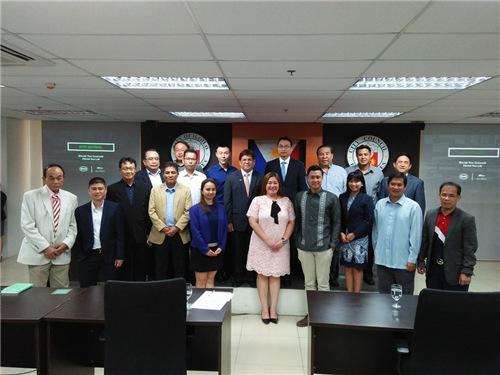 伊洛伊洛市与比亚迪联合宣布就推广云轨展开合作