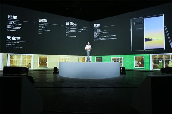三星电子大中华区产品战略部总监束灿