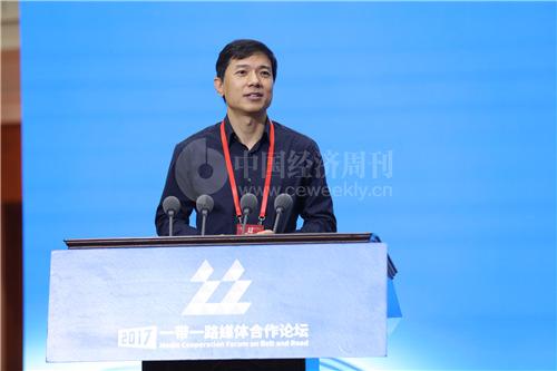 李彦宏 (中国经济周刊首席摄影记者 肖翊 摄)