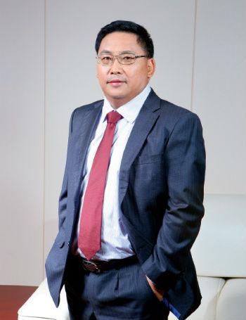 56 诚通集团总裁、国企结构调整基金董事长朱碧新