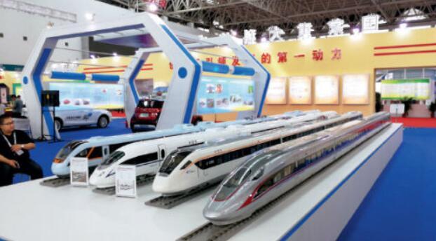 中国高铁的阿拉伯生意