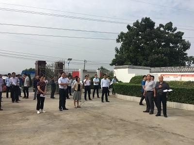 3  新安县委组织部在南李村镇江村调研基层党群服务中心建设工作