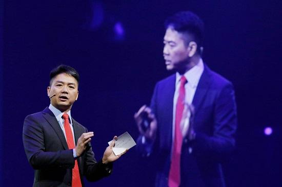 京东集团董事局主席兼CEO刘强东