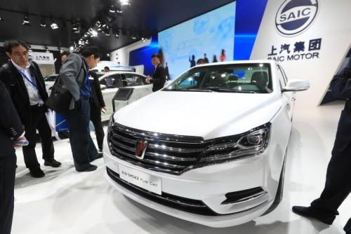 燃料轿车国家荣威950汽车经济正文是目前国内唯一一款实现公告宝沃bx5哪个电池v燃料图片