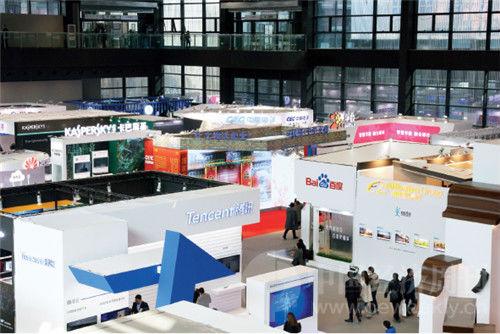 20 互联网之光博览会集中展示400 余家企业最新科技应用和成果。