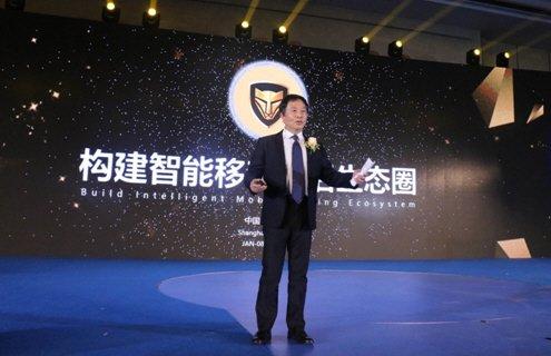 绿驰汽车集团联合创始人、工程研究总院名誉院长、国际事业部总裁凌天钧描绘智能移动生活共享生态圈