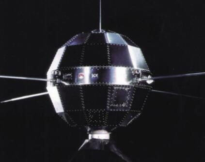 p52-中国第一颗人造地球卫星东方红一号,于1970 年4 月24 日21 时35分发射。