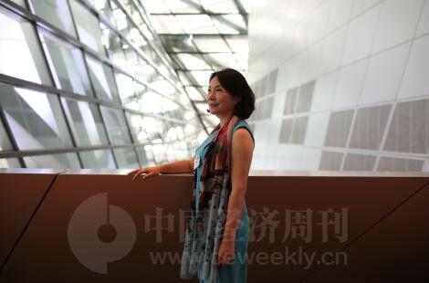 p86-杭州瑞普基因科技有限公司总经理楼胜琼《中国经济周刊》首席摄影记者 肖翊 摄