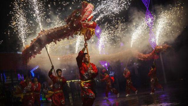 40年,一次关于春节的时空之旅