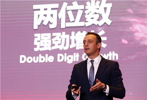 中国第一大化妆品集团欧莱雅在2017年以两位数强劲增长的非凡业绩献礼中国美