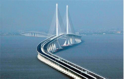 85 上海长江大桥