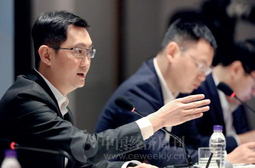 p83(2) 全国人大代表、腾讯公司董事会主席兼首席执行官马化腾提交了数字中国、工业互联网、金融安全、医疗健康等8份书面建议。