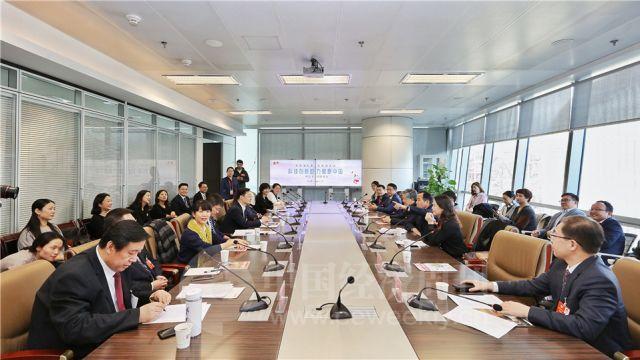 """""""科技创新助力健康中国""""——两会主题圆桌会"""