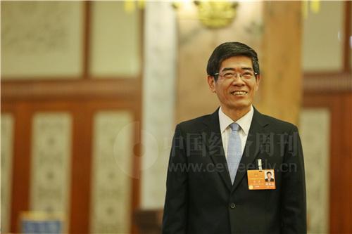 中国残联党组书记鲁勇