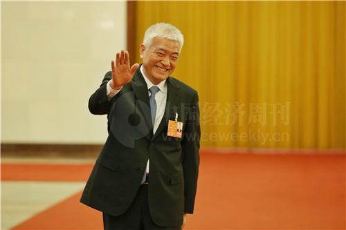 科技部部长王志刚