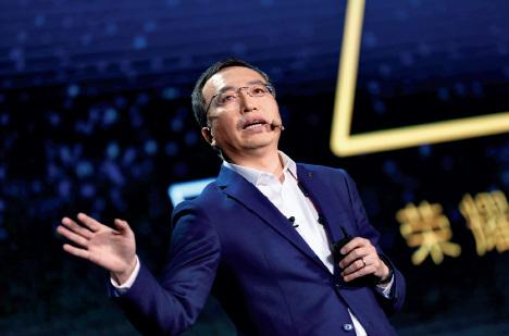 69 荣耀总裁赵明