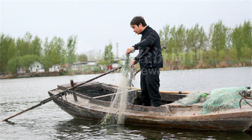 """20-1 未来白洋淀将逐步恢复它""""华北之肾""""的功能。《中国经济周刊》摄影记者 胡巍 摄"""