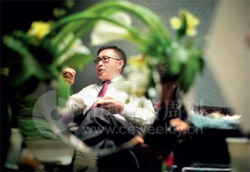 67 《中国经济周刊》首席摄影记者 肖翊 摄