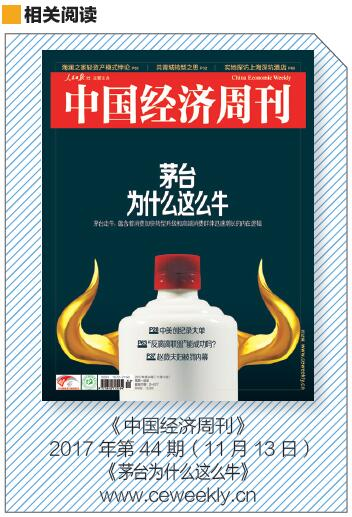 p38-《中国经济周刊》2017 年第44 期(11 月13 日)《茅台为什么这么牛》