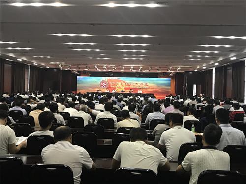 4   伊川县举办村官大课堂,对500余名驻村干部、村干部进行培训