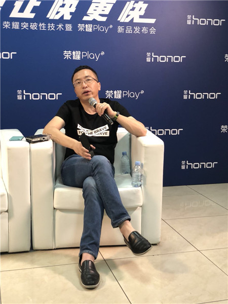 荣耀总裁赵明