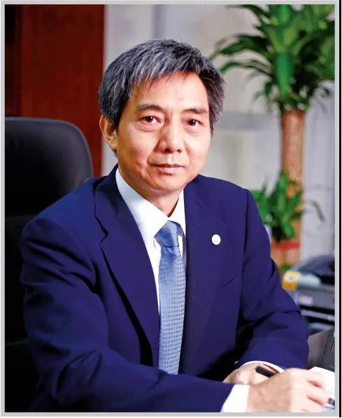 中国广核集团有限公司党组书记、董事长贺 禹(摄影 宋明霞)