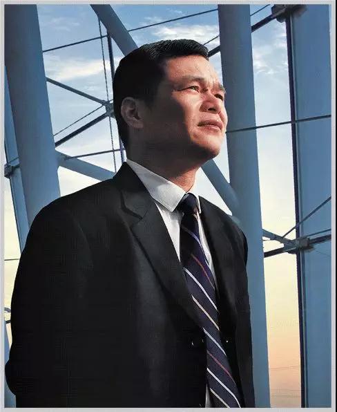 盛虹控股集团有限公司党委书记、董事长缪汉根(摄影 宋明霞)