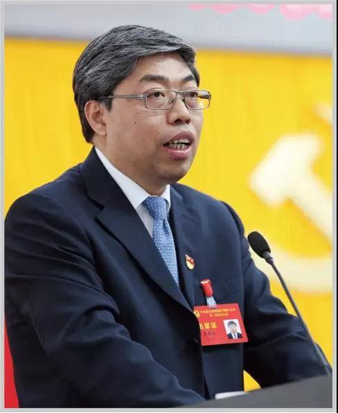 北京金隅集团股份有限公司党委书记、董事长姜德义