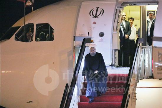 伊朗总统哈桑·鲁哈尼2