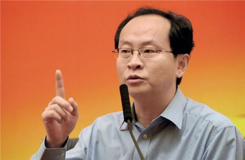 77 物美创始人张文中 视觉中国