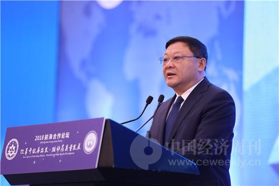 王伟中  广东省委常委、深圳市委书记