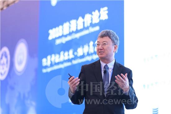 朱民 清华大学国家金融研究院院长、国际货币基金组织(IMF)原副总裁