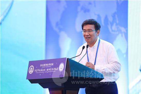香港科技大学教授、大疆创新科技公司董事长、香港X科技创业平台联合创办人李泽湘